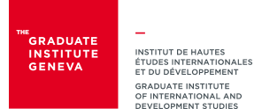 Graduate Institute of Geneva logo